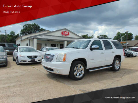 2012 GMC Yukon for sale at Turner Auto Group in Greenwood MS