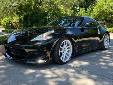 2014 Nissan 370Z for sale at Motorcars Group Management - Bud Johnson Motor Co in San Antonio TX