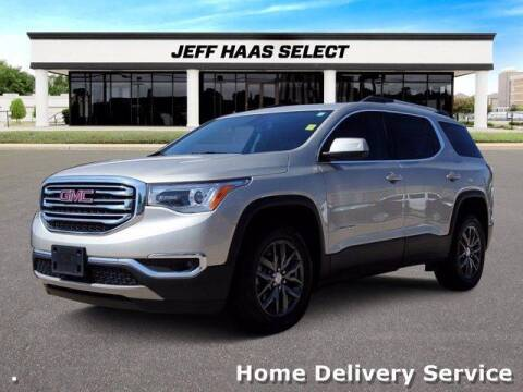 2017 GMC Acadia for sale at JEFF HAAS MAZDA in Houston TX