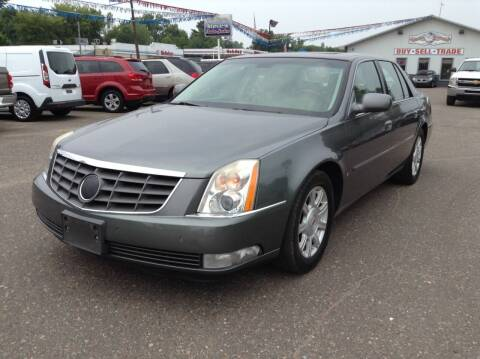 2006 Cadillac DTS for sale at Steves Auto Sales in Cambridge MN