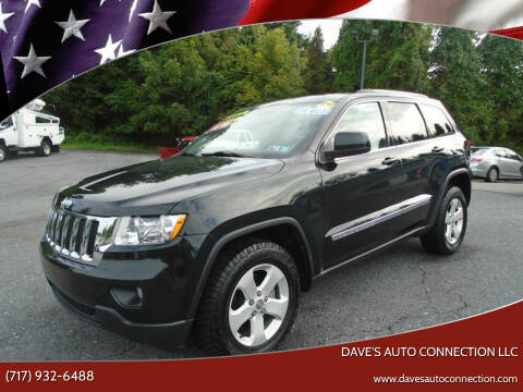 2013 Jeep Grand Cherokee for sale at Dave's Auto Connection LLC in Etters PA