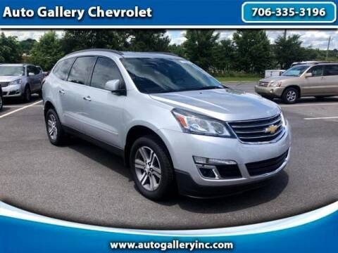 2017 Chevrolet Traverse for sale at Auto Gallery Chevrolet in Commerce GA