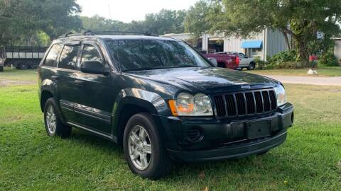 2005 Jeep Grand Cherokee for sale at Bargain Auto Mart Inc. in Kenneth City FL