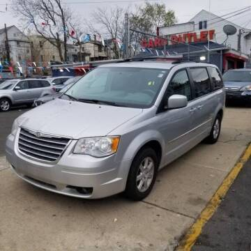 2010 Chrysler Town and Country for sale at G1 Auto Sales in Paterson NJ