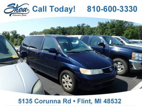 2003 Honda Odyssey for sale at Erick's Used Car Factory in Flint MI