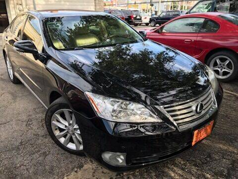 2011 Lexus ES 350 for sale at GREAT AUTO RACE in Chicago IL