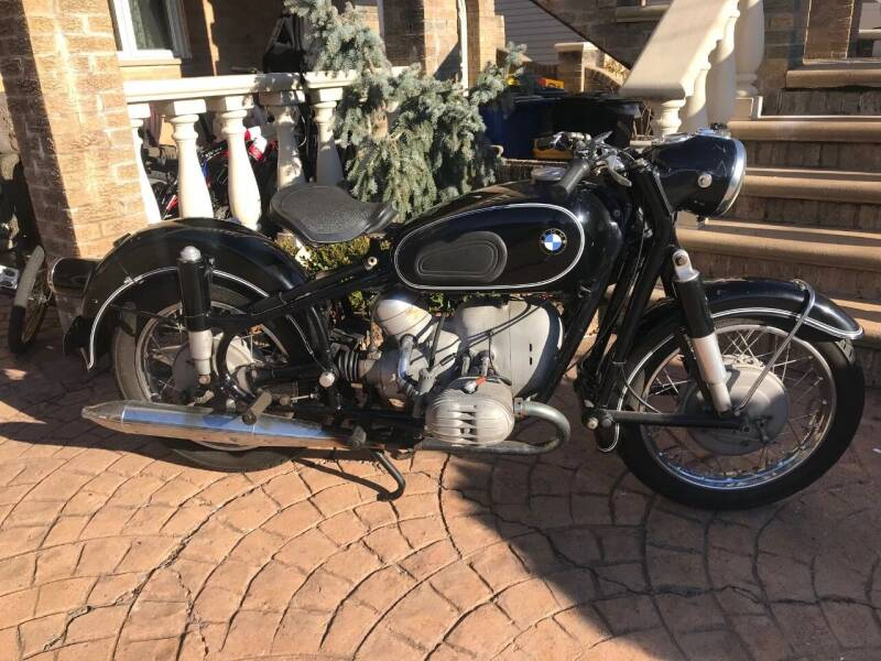 1965 BMW R50 for sale at CarNYC.com in Staten Island NY