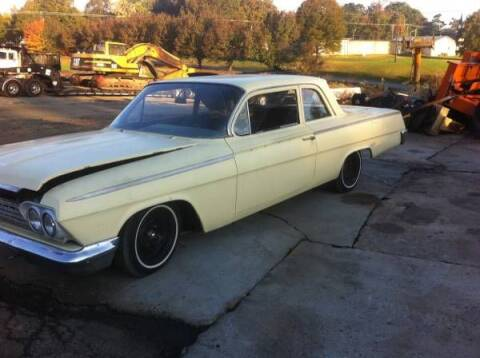 1962 Chevrolet Biscayne for sale at Haggle Me Classics in Hobart IN