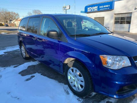 2019 Dodge Grand Caravan for sale at Holiday Rent A Car in Hobart IN