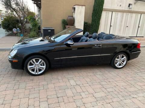 2008 Mercedes-Benz CLK for sale at California Motor Cars in Covina CA