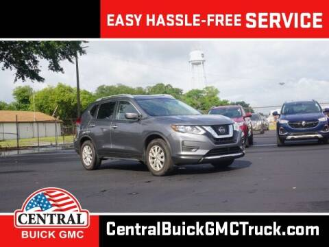 2020 Nissan Rogue for sale at Central Buick GMC in Winter Haven FL