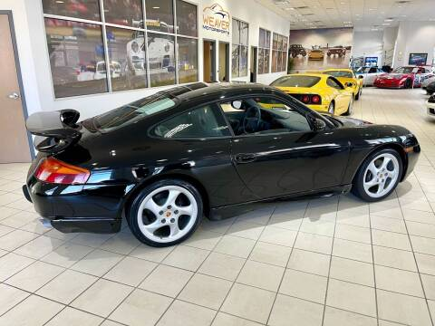 1999 Porsche 911 for sale at Weaver Motorsports Inc in Cary NC