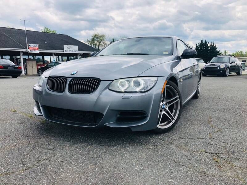 2013 BMW 3 Series for sale at Z Auto in Ruckersville VA