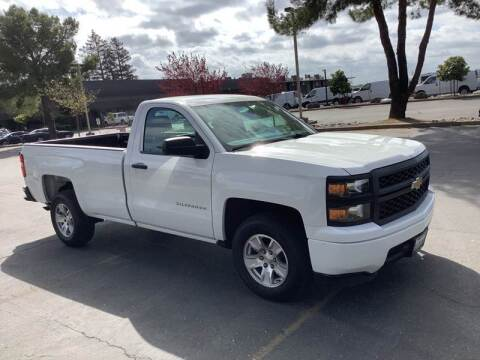 2014 Chevrolet Silverado 1500 for sale at Matador Motors in Sacramento CA