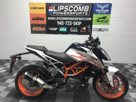 2020 KTM 390 Duke for sale at Lipscomb Powersports in Wichita Falls TX