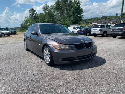2006 BMW 3 Series for sale at Hillside Motors Inc. in Hickory NC