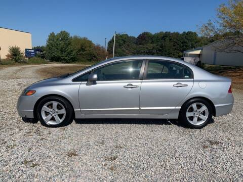 2006 Honda Civic for sale at MEEK MOTORS in North Chesterfield VA