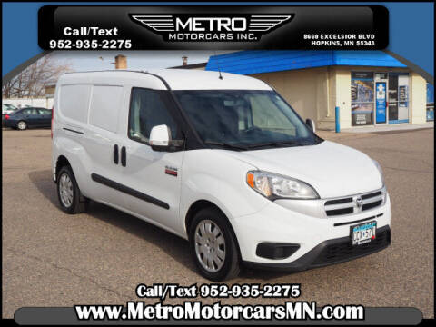 2018 RAM ProMaster City Wagon for sale at Metro Motorcars Inc in Hopkins MN