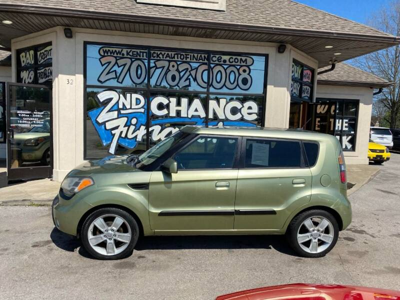 2010 Kia Soul for sale at Kentucky Auto Sales & Finance in Bowling Green KY