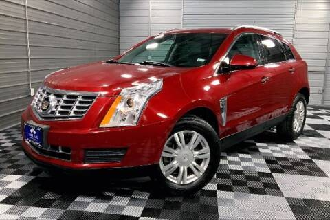 2015 Cadillac SRX for sale at TRUST AUTO in Sykesville MD