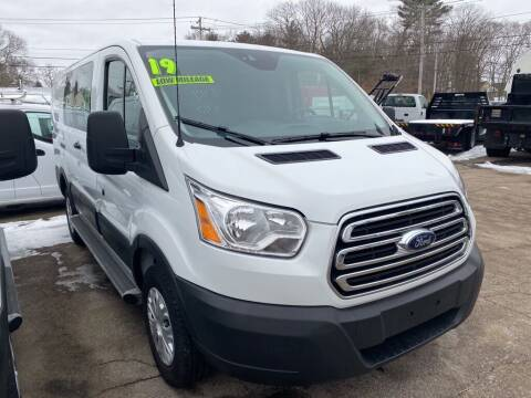 2019 Ford Transit Cargo for sale at Auto Towne in Abington MA