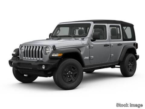 2020 Jeep Wrangler Unlimited for sale at TETERBORO CHRYSLER JEEP in Little Ferry NJ