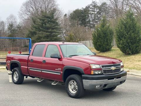 2005 Chevrolet Silverado 2500HD for sale at Superior Wholesalers Inc. in Fredericksburg VA