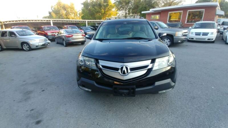 2008 Acura MDX SH-AWD 4dr SUV w/Technology and Entertainment Package - Elizabethton TN