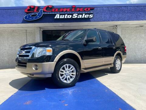 2012 Ford Expedition for sale at El Camino Auto Sales in Gainesville GA