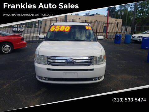 2009 Ford Flex for sale at Frankies Auto Sales in Detroit MI