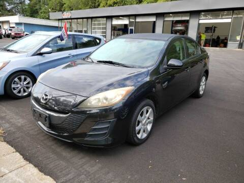 2010 Mazda MAZDA3 for sale at Curtis Lewis Motor Co in Rockmart GA