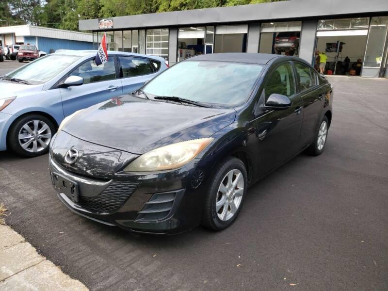 2010 Mazda MAZDA3 for sale at Curtis Lewis Motor Co in Rockmart GA