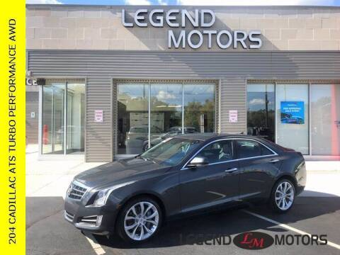 2014 Cadillac ATS for sale at Legend Motors of Waterford in Waterford MI