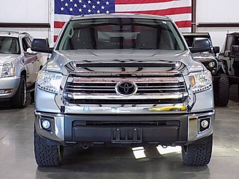 2017 Toyota Tundra for sale at Texas Motor Sport in Houston TX