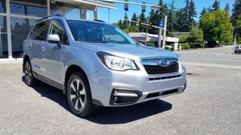 2018 Subaru Forester for sale at Seattle's Auto Deals in Everett WA