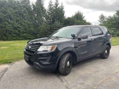 2017 Ford Explorer for sale at MEE Enterprises Inc in Milford MA
