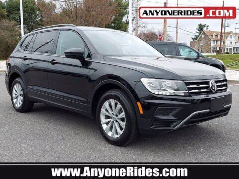 2018 Volkswagen Tiguan for sale at ANYONERIDES.COM in Kingsville MD