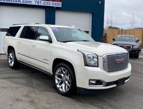2015 GMC Yukon XL for sale at Saugus Auto Mall in Saugus MA