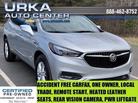 2018 Buick Enclave for sale at Urka Auto Center in Ludington MI
