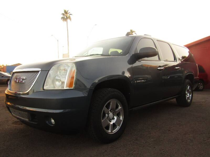 2007 GMC Yukon XL for sale at More Info Skyline Auto Sales in Phoenix AZ
