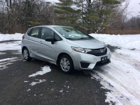 2016 Honda Fit for sale at Route 102 Auto Sales  and Service in Lee MA
