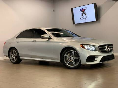 2017 Mercedes-Benz E-Class for sale at TX Auto Group in Houston TX