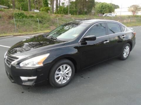 2014 Nissan Altima for sale at Atlanta Auto Max in Norcross GA