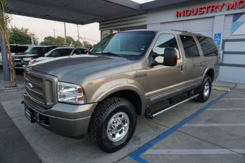 2005 Ford Excursion for sale at Industry Motors in Sacramento CA