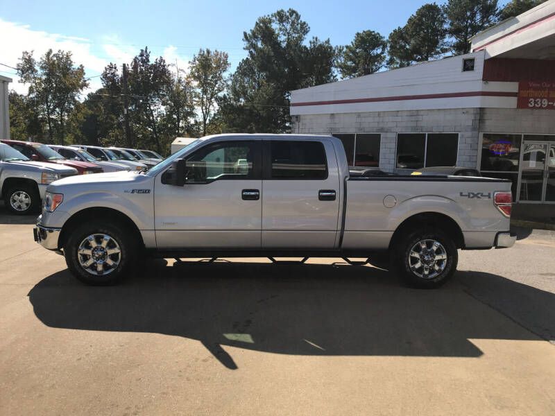 2013 Ford F-150 for sale at Northwood Auto Sales in Northport AL