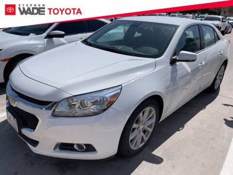 2015 Chevrolet Malibu for sale at Stephen Wade Pre-Owned Supercenter in Saint George UT