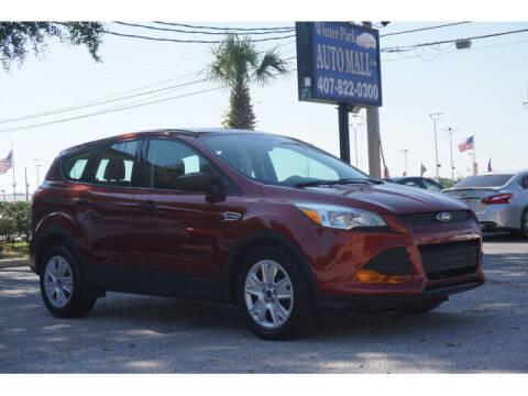 2015 Ford Escape for sale at Winter Park Auto Mall in Orlando FL