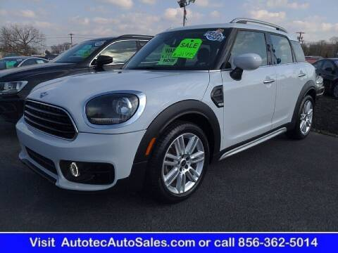 2020 MINI Countryman for sale at Autotec Auto Sales in Vineland NJ