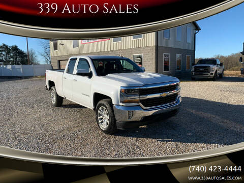 2017 Chevrolet Silverado 1500 for sale at 339 Auto Sales in Belpre OH