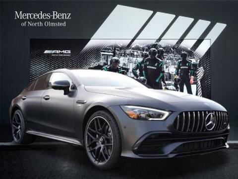 2021 Mercedes-Benz AMG GT for sale at Mercedes-Benz of North Olmsted in North Olmstead OH